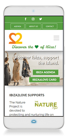 Ibiza2love, Ibiza   Multimediafabriek