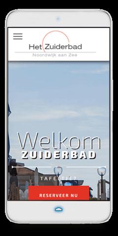 Het Zuiderbad, Noordwijk | Multimediafabriek