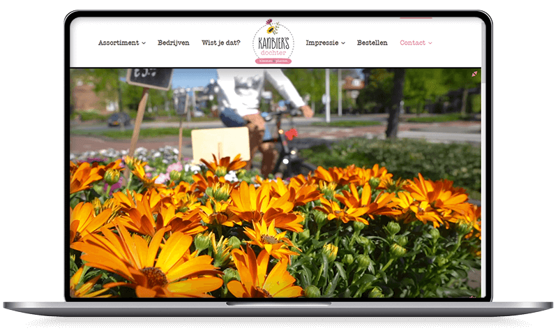Kanbiers Dochter, bloemen en planten | Multimediafabriek