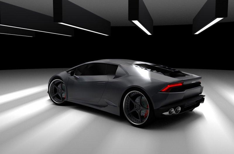3D model januari 2019 | Lamborghini Huracan LP640
