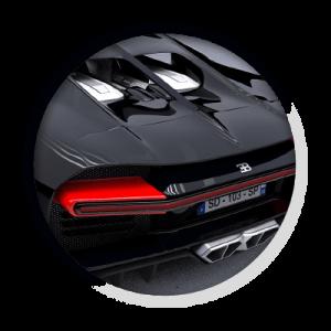 Modelling Supercar Bugatti Chiron | Multimediafabriek