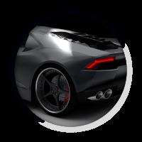 Modelling Supercar Lamborghini Huracan | Multimediafabriek