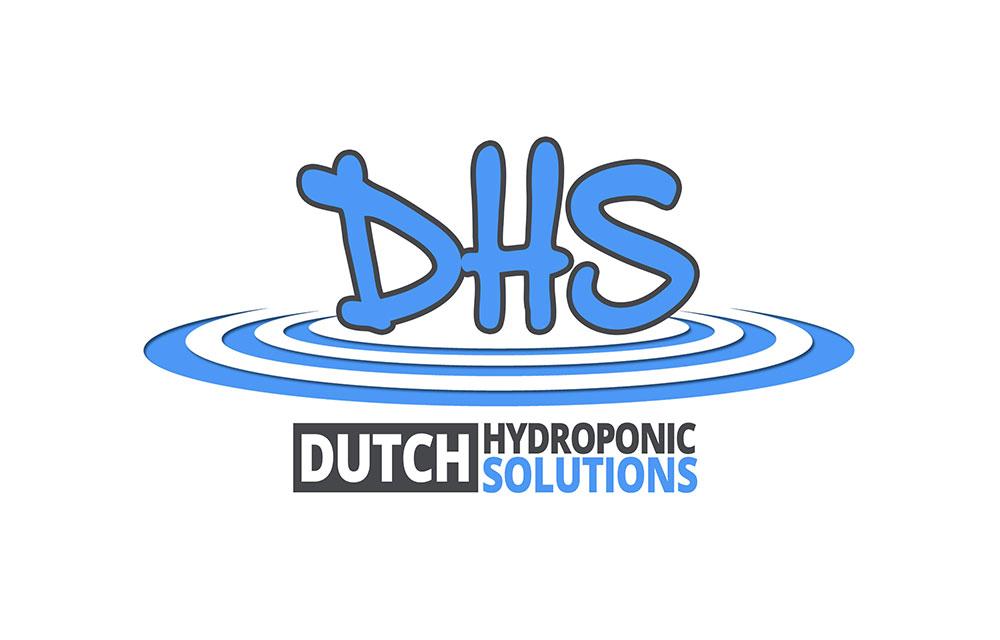 Logo ontwerp DHS, Utrecht