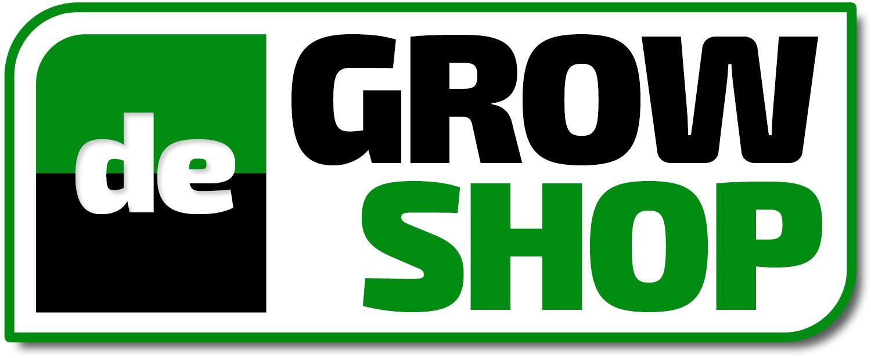 Logo ontwerp de Growshop, Utrecht