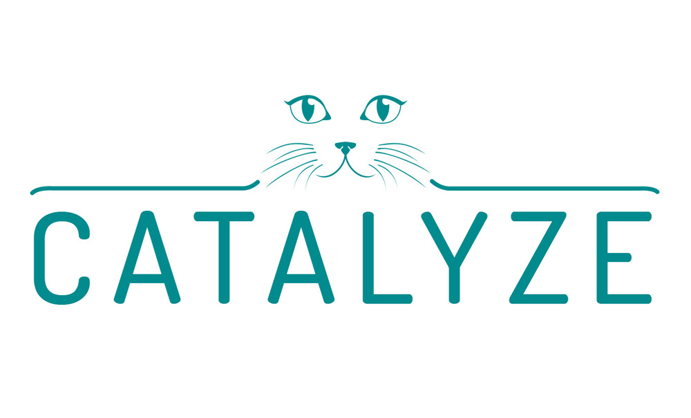 Logo ontwerp Catalyze, Amsterdam