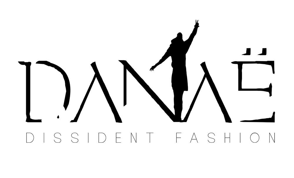 Logo ontwerp Danae Dissident Fashion, Amsterdam