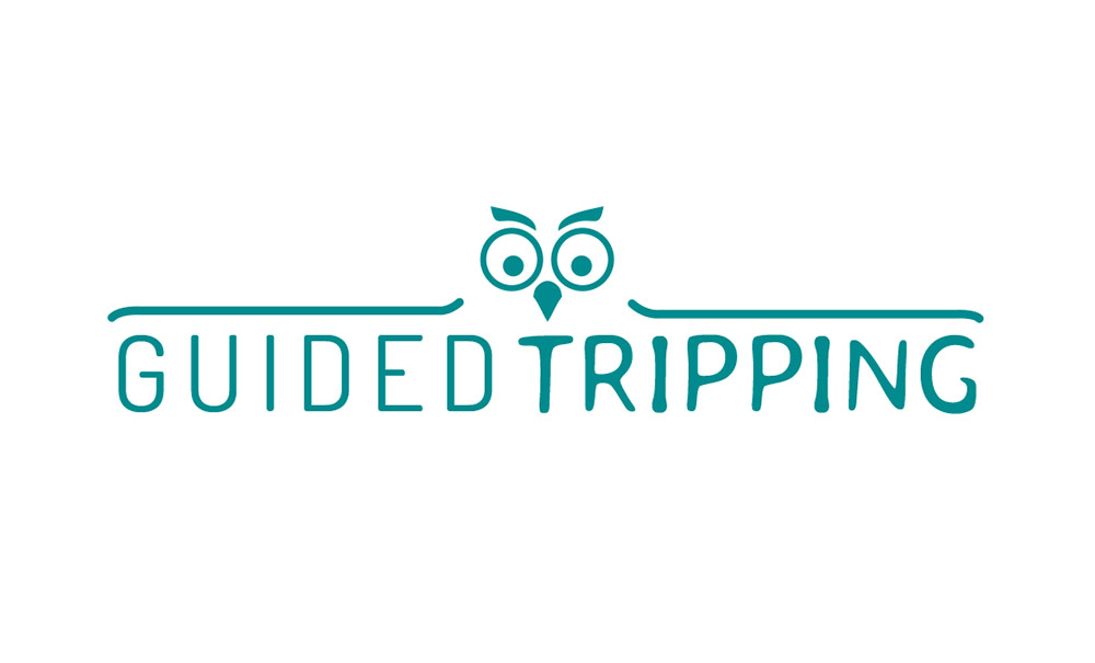 Logo ontwerp Guided Tripping, Amsterdam
