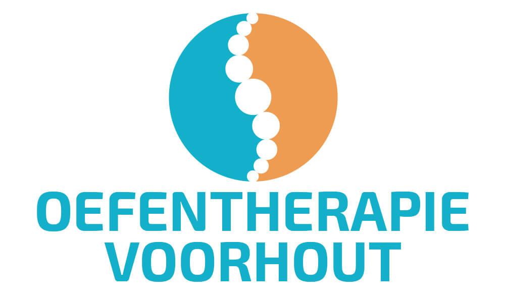 Logo ontwerp Oefentherapie mensendieck, Voorhout