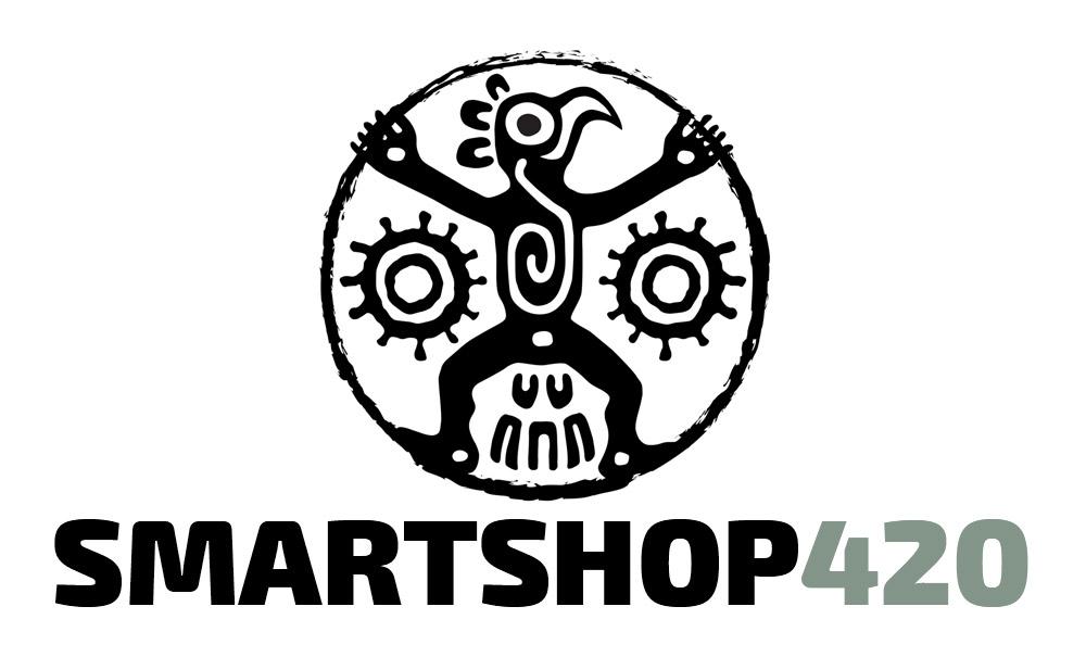 Logo ontwerp Smartshop 420, Utrecht