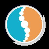 Logo oefentherapie mensendieck, Voorhout