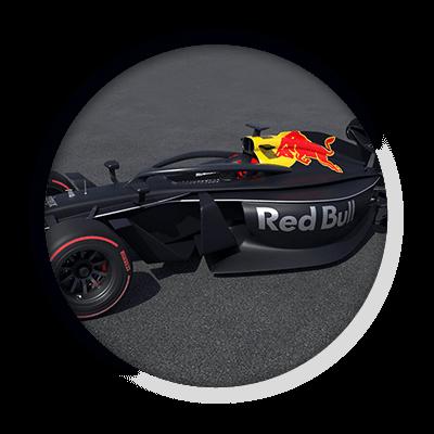 Concept Car Formula 1 Red Bull | Multimediafabriek