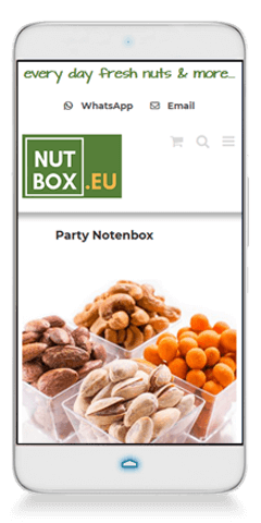 Nutbox.eu | notenactiesite, Multimediafabriek