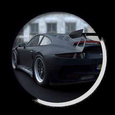 Porsche GT3 RS | Multimediafabriek