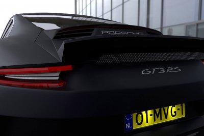3D model februari 2020 | Porsche GT3 RS